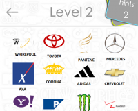 Logos Quiz Game Answers: Level 2 Part 1 – For iPod, iPhone, iPad