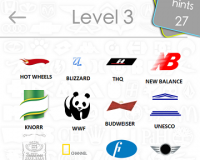 Logos Quiz Game Answers: Level 3 Part 1 – For iPod, iPhone, iPad