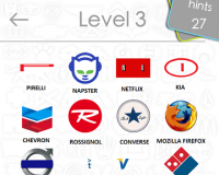 Logos Quiz Game Answers: Level 3 Part 2 – For iPod, iPhone, iPad