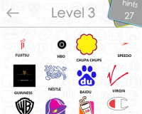 Logos Quiz Game Answers: Level 3 Part 3 – For iPod, iPhone, iPad