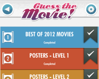 Guess The Movie Answers / Solutions / Cheat