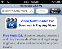 Free Music Download Pro Review