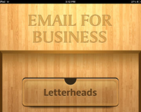 Save a Trip to the Store with Email for Business