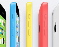 iPhone 5C and 5S at the September 10 Apple Event