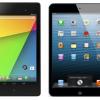 iPad Mini vs. Nexus 7