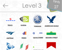 Logos Quiz Game Answers: Level 3 Part 4 – For iPod, iPhone, iPad