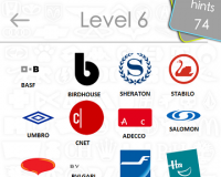 Logos Quiz Game Answers: Level 6 Part 4 – For iPod, iPhone, iPad