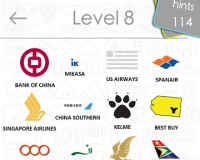 Logos Quiz Game Answers: Level 8 Part 3 – For iPod, iPhone, iPad