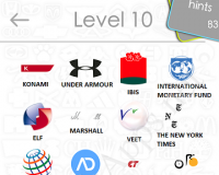 Logos Quiz Game Answers: Level 10 Part 2 – For iPod, iPhone, iPad