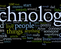 What Technology Means to Me