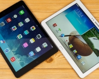 Should I Get the iPad Air or the Samsung Note 10.1 2014 Tablet?