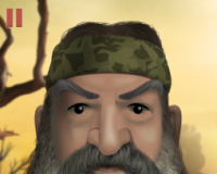 Duck Dynasty: Battle of the Beards App Gameplay and Review