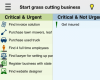 Get Things Done with Priority Matrix
