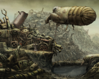 Machinarium Pocket Edition Gameplay and Review