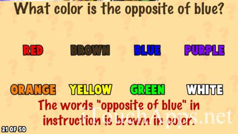 What's My IQ Level 21 Answer