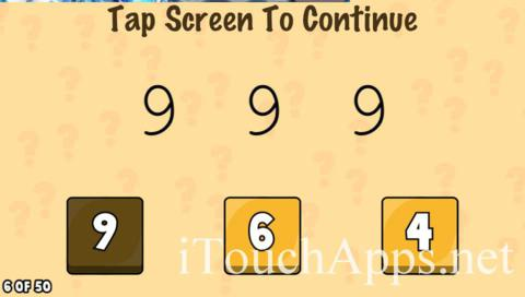 What's My IQ Level 6 Answer