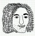 Badly Drawn Faces Kenny G