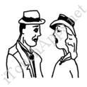 Badly Drawn Movies Casablanca