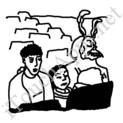 Badly Drawn Movies Donnie Darko