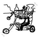 Badly Drawn Movies Easy Rider