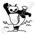 Badly Drawn Movies Kung Fu Panda