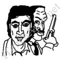 Badly Drawn Movies Lethal Weapon