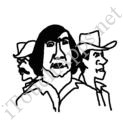 Badly Drawn Movies No Country for Old Men
