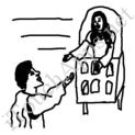 Badly Drawn Movies Romeo and Juliet
