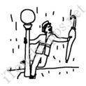 Badly Drawn Movies Singin' in the Rain