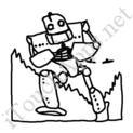 Badly Drawn Movies The Iron Giant