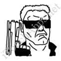 Badly Drawn Movies The Terminator
