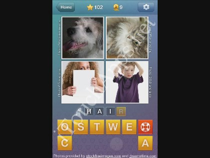 What's the Word Level 102 Solution