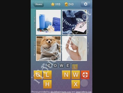 What's the Word Level 115 Solution