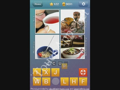 What's the Word Level 122 Solution