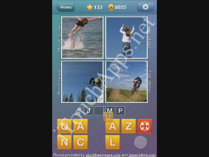 What's the Word Level 133 Solution