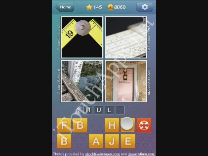 What's the Word Level 145 Solution