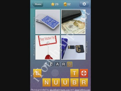 What's the Word Level 26 Solution
