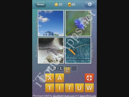 What's the Word Level 30 Solution