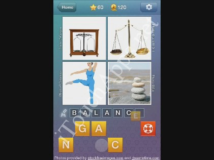 What's the Word Level 60 Solution