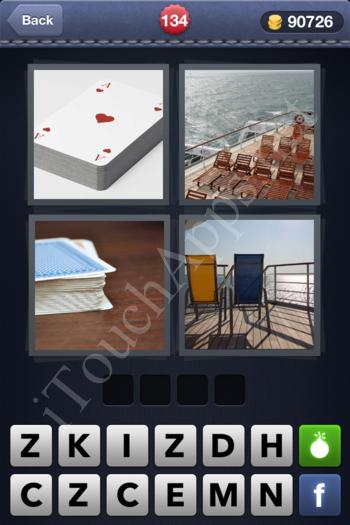 4 Pics 1 Word Level 134 Solution