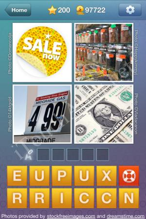 What's the Word Level 200 Solution