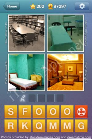 What's the Word Level 202 Solution