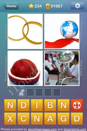 What's the Word Level 234 Solution