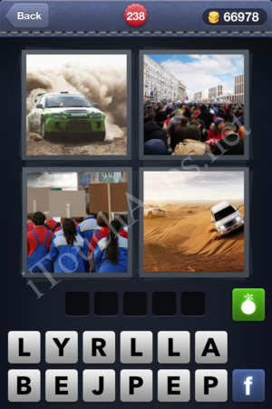 4 Pics 1 Word Level 238 Solution