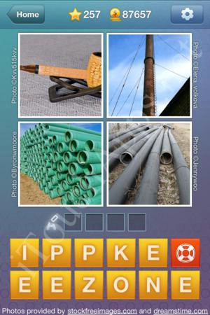 What's the Word Level 257 Solution