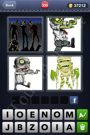 4 Pics 1 Word Level 335 Solution