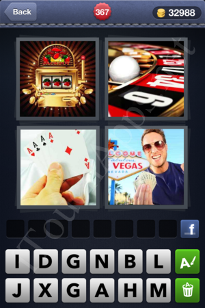 4 Pics 1 Word Level 367 Solution