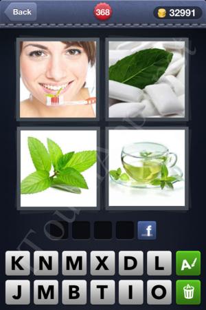 4 Pics 1 Word Level 368 Solution