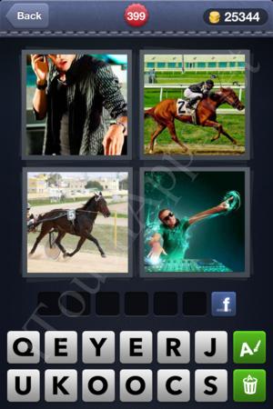 4 Pics 1 Word Level 399 Solution