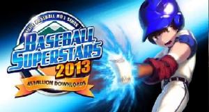 baseball superstars 2013